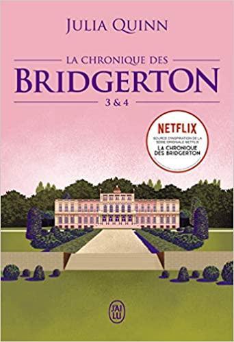 Mon avis sur Colin, le 4ème tome de la saga La chronique des Bridgerton de Julia Quinn