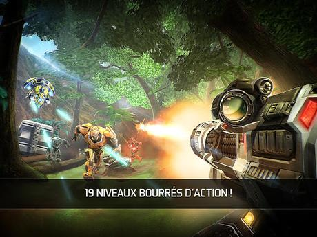 Télécharger Gratuit N.O.V.A. Legacy APK MOD (Astuce) screenshots 3