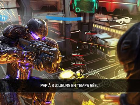 Télécharger Gratuit N.O.V.A. Legacy APK MOD (Astuce) screenshots 5