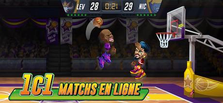 Télécharger Gratuit Basketball Arena APK MOD (Astuce) screenshots 1