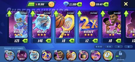 Télécharger Gratuit Basketball Arena APK MOD (Astuce) screenshots 5