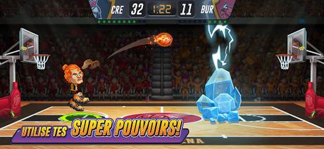Télécharger Gratuit Basketball Arena APK MOD (Astuce) screenshots 2
