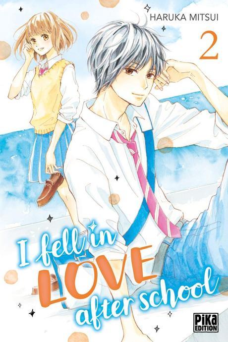 I fell in love after School T02 de Haruka Mitsui