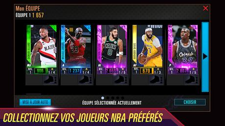 Télécharger Gratuit NBA 2K Mobile Basketball APK MOD (Astuce) 3
