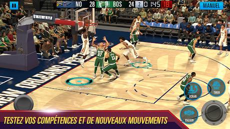 Télécharger Gratuit NBA 2K Mobile Basketball APK MOD (Astuce) 5