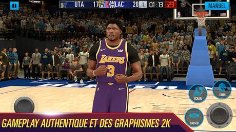 Télécharger Gratuit NBA 2K Mobile Basketball APK MOD (Astuce) 1