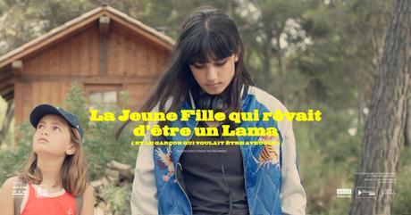 La Jeune Fille qui Rêvait d'Etre Un Lama de Pablo Pinasco