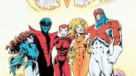 Excalibur Tome réédition aventures super-héros british