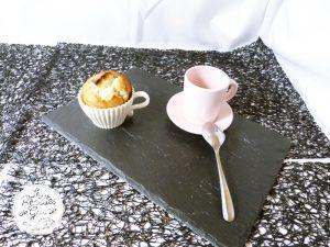 Muffins à la vanille sans œuf