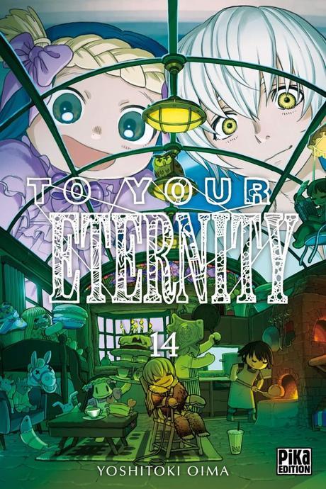 To Your Eternity T14 de Yoshitoki Oima