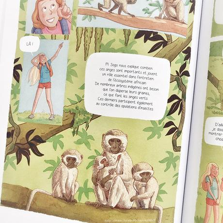 🦁 Bd jeunesse : Willa et la passion des animaux - t3 🦁