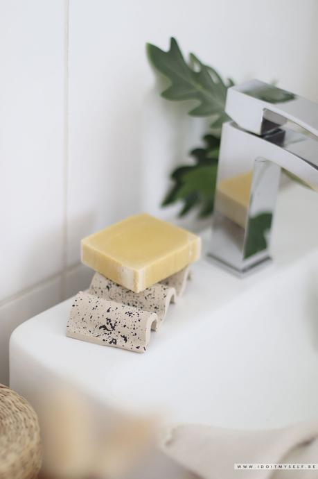 DIY : Porte savon