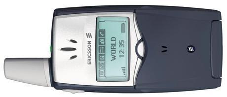 L'Ericsson T39 a été le premier téléphone mobile avec Bluetooth