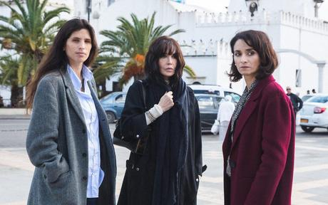SŒURS Réalisé par Yamina Benguigui avec Isabelle Adjani, Rachida Brakni, Maïwenn, Hafsia Herzi, Rachid Djaïdani