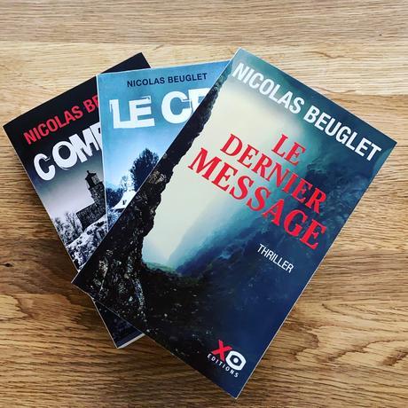 J'ai lu: Le dernier message de Nicolas Beuglet