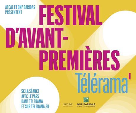 Le Festival Avant-premières Télérama du 9 au 15 Juin 2021 - 10 films au programme