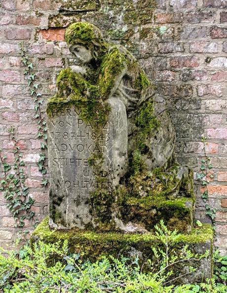 Alter Südlicher Friedhof – in München / 10 Bilder / Ancien cimetière du Sud à Munich / 10 photos (3)