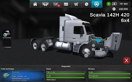 Télécharger Grand Truck Simulator 2  APK MOD (Astuce) 2