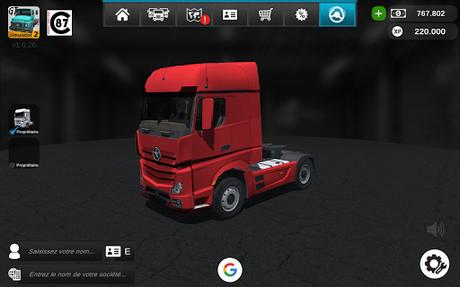Télécharger Grand Truck Simulator 2  APK MOD (Astuce) 1