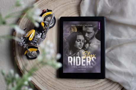 Styx Riders –#3 La luxure d'Arès – Kalypso Caldin