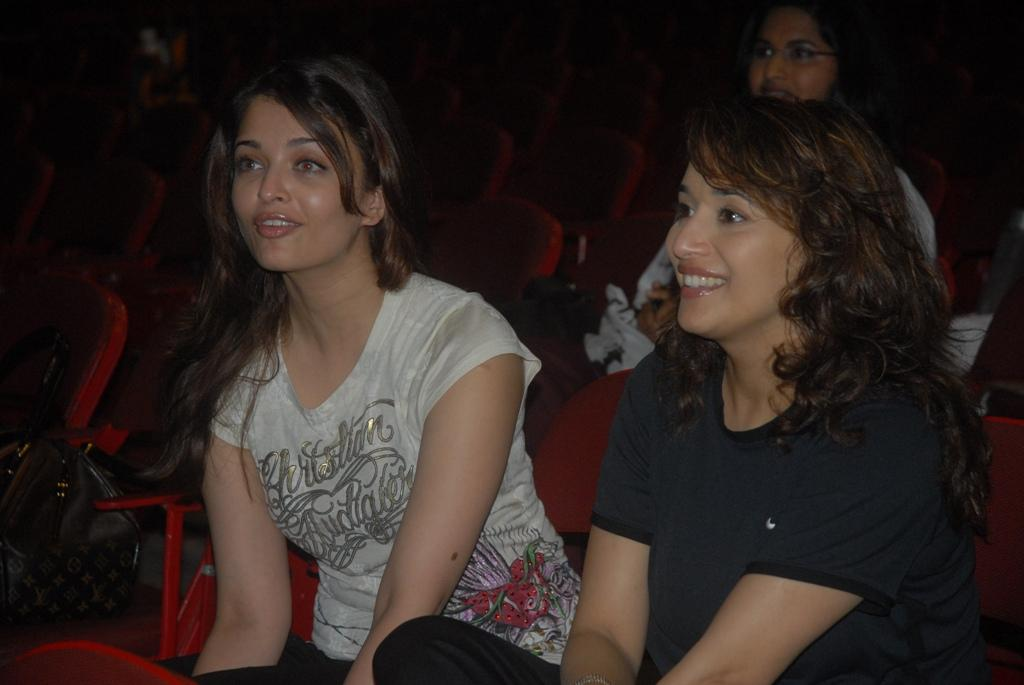 [PHOTOS] The Unforgettable Tour avec Aishwarya & Madhuri