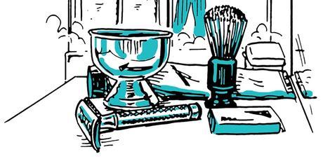 illustration d'un rasoir de sûreté