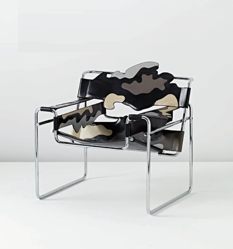 wassily chair redesign alessandro mendini - blog déco - clematc
