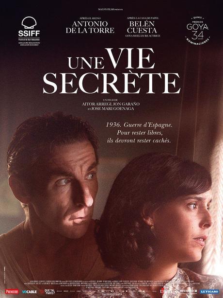 Une Vie Secrète (2021) de Jon Garano, Aitor Arregi et José Mari Goenaga