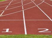 construction d'une piste d'athlétisme