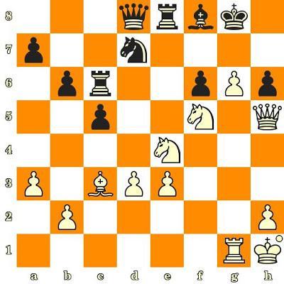 Maurizzi, plus jeune grand maître d'échecs français de l'histoire