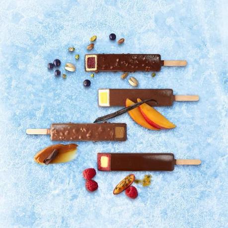 La Maison du Chocolat réinvente les plaisirs givrés