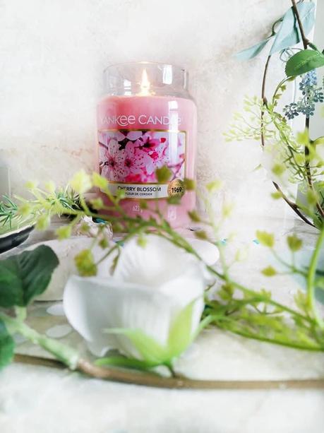 Yankee Candle les bougies de la fête des mères