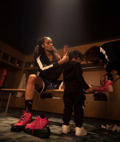 Puma drop la nouvelle sneaker signature de J.Cole