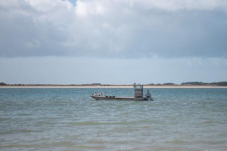 Balade en bord de mer à Carnac