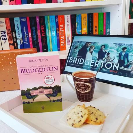 La chronique des Bridgerton 3 & 4 | Julia Quinn