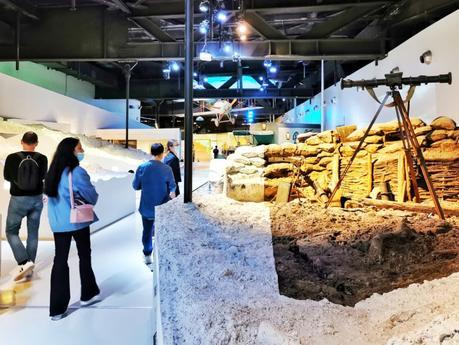 musée de la grande guerre meaux tranchées