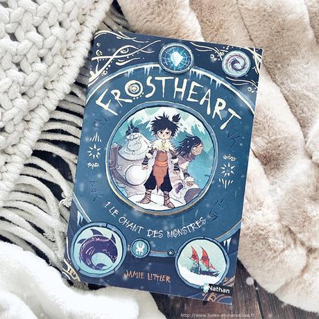 ❄️ Roman jeunesse : Frostheart - Tome 1 ❄️