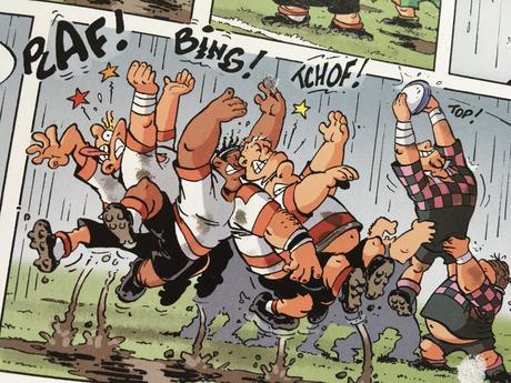 Le rugby en famille