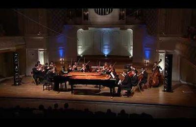 Concerto BWV 1060, Adagio