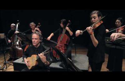 Concerto en mi mineur pour flûte et flûte à bec TWV 52:e1, Presto