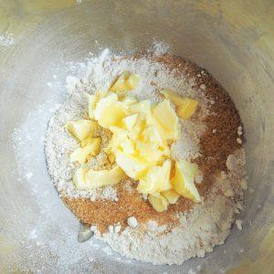 Biscuits granola maison