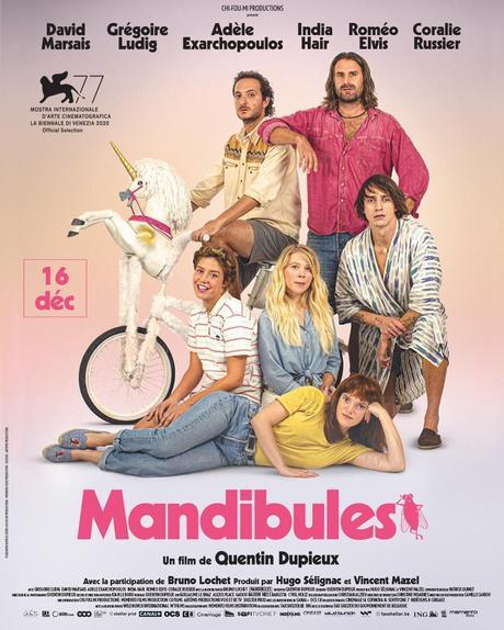 Mandibules (2021) de Quentin Dupieux