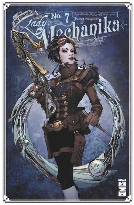 Lady Mechanika, tome 7 - Sangre