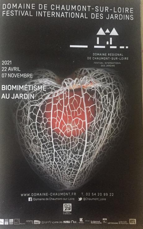 Domaine de Chaumont-sur-Loire – Festival International des Jardins- Mai à Novembre 2021