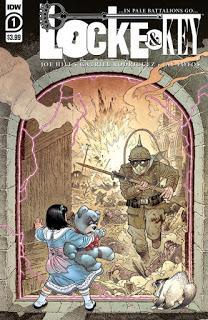 Comics VO alternatifs juin-octobre 2020 : The Question par Jeff Lemire, Locke and Key in Pale Battalions, The Osiris Path, Monstermen Hearth of Wrath et Dose !