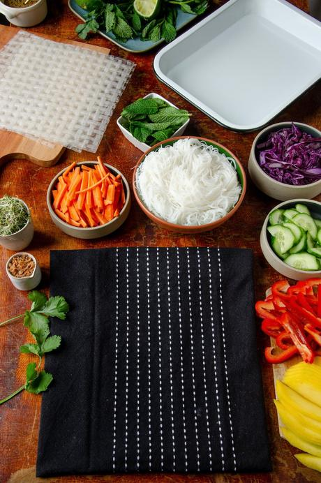idée cuisine asiatique légume recette équilibrée