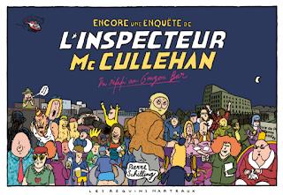 L'inspecteur Mc Cullehan vous embrasse bien (Du Rififi au Gougou bar)