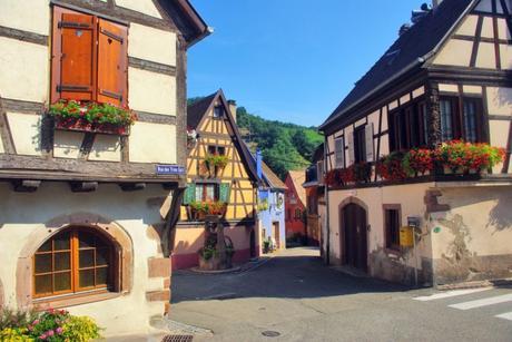 France d'antan - Niedermorschwihr, Alsace © French Moments