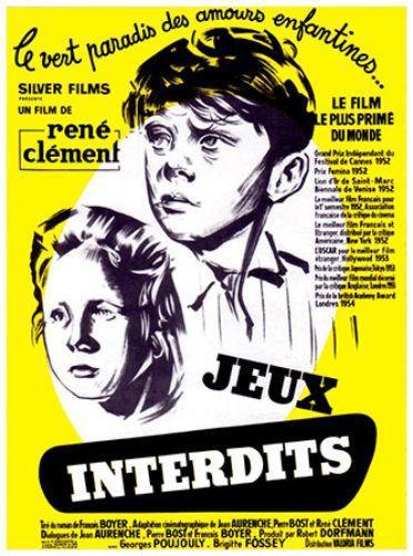 Jeux Interdits (1952) de René Clément