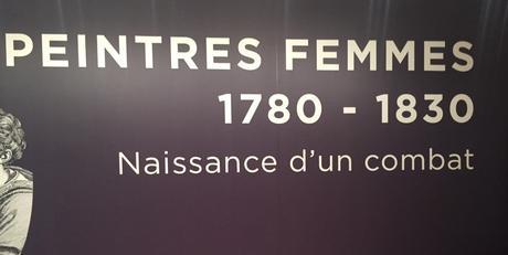 Musée du Luxembourg « Peintres Femmes » 1780-1830 —jusqu'au 4 Juillet 2021